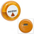 Reizen Pill Organizer with LCD Clock/Timer and Vibrating Alarm