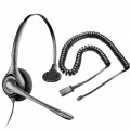 Plantronics H251N SupraPlus Noise-Canceling Headset with RJ9 Adapter