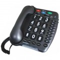Geemarc Amplipower60 67dB Amplified Phone w/Speakerphone
