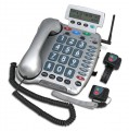 Geemarc AMPLI600 50dB Amplified Emergency Response Phone
