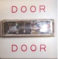 Hard-Wired 24VDC Doorbell Strobe Signaler