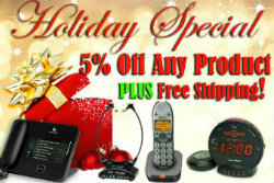 Holiday Special 5% Off StoreWide